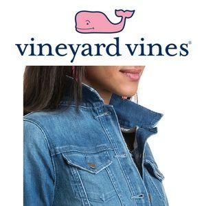 NWT Vineyard Vines denim jacket